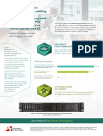 Improve database performance by adding Intel Optane DC persistent memory and Intel Optane NVMe SSDs to the Lenovo ThinkSystem SR650 - Infographic