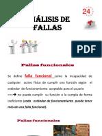 Análisi de Fallas