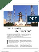 7.India in Space ISRO Dreams Big Delivers Big