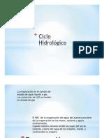 CLN 2 Hidrología - 1 A1 ciclo hidrolgico - procesos básicos.pdf