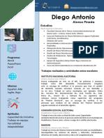 Cv Diego