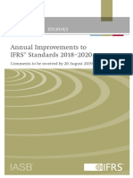 Ed Annual Improvements 2018 2020