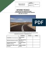 Informe Técnico Subsanacion Observaciones