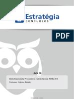 Direito Empresarial Para PGFN 0