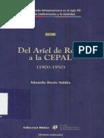 2000 El Pensamiento Latinoamericano en e