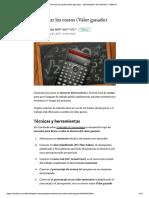 Controlar Los Costos (Valor Ganado) – Administrador de Proyectos – Medium