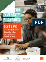 Educator Diversity Playbook