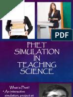 Phet Simulation Last