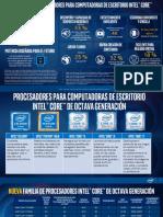 8th Gen Core Desktop Processor Battle Card Optimized Spa