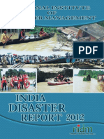 India Disaster Report 2012