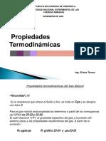 Unidad III Propiedades Termodinamica Del Gas