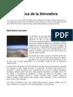Química de la atmósfera