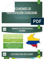 5. Mecanismos de Participación Ciudadana