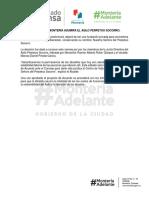 Boletín de Prensa No 414