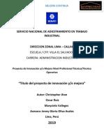 Proyecto Dmc 12345