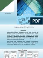 Contaminación Acústica de La Ciudad de Bagua, (1)