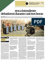 Crónica Debate 2015