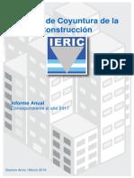 IERIC - Informe Anual de La Construccion 2017