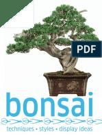 arts of bonsai
