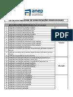 Catalogo Nacional de Qualificações Profissionais.pdf
