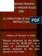 AP Revised Pension Rules-1980