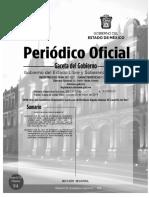 PROGRAMAS CONTINGENCIA AMBIENTAL EDOMEX 2019