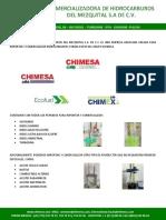 Chimesa 2019 Comprar Diesel Con Trazabilidad