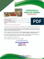 Full Day Cieneguilla Enero 2019