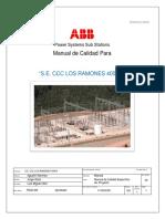 Manual de Calidad Para Proyectos