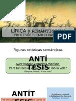 LÍRICA y ROMANTICISMO.pptx