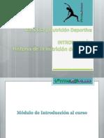 0. Historia de La Nutrición Deportiva