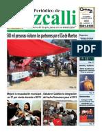 Periódico de Izcalli,  Ed. 621, Noviembre 2010