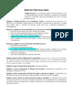 Derecho Procesal Final[1]
