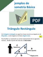 Ejemplo de Trigonometría Básica (1)