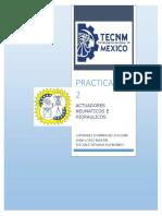 Unidad 2 Actuadores Neumaticos e Hidraulicos