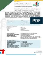Modelo de Acta de Liquidacion Poccontoy-bellavista..
