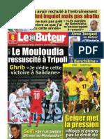 LE BUTEUR PDF du 06/11/2010