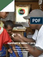 PIVOT rapport d'Impact 2018