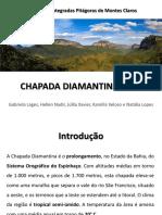 Chapada Diamantina - Mg
