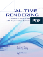 Real-Time Rendering - Gabriyel Wong