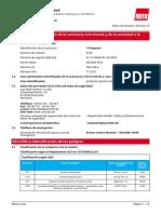 Hoja de Seguridad 1- Propanol Sdb_9169_mx_es