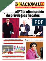 Unidad Nacional 31 de Mayo de 2019