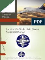 Asociaciones Del Transporte Aéreo en México
