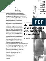 A morte e as mortes do cinema brasileiro - E outras histórias de arrepiar