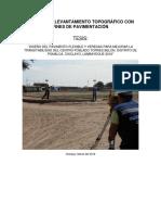 9.- Informe Topografico Final