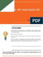 Exposición Procesal IV, proceso de expropiación.