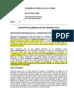 Lectura No. 1 de Derecho Proc. Civil i p.cono.y Abre.
