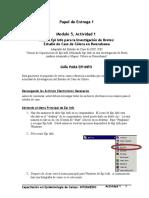 Int M5 Act 1 Guía EpiInfo Entrega 1 2011 Mayo 12
