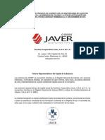 Estatutos de Asamblea de Javer