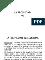 Clase 15.- La Propiedad Vi (1)